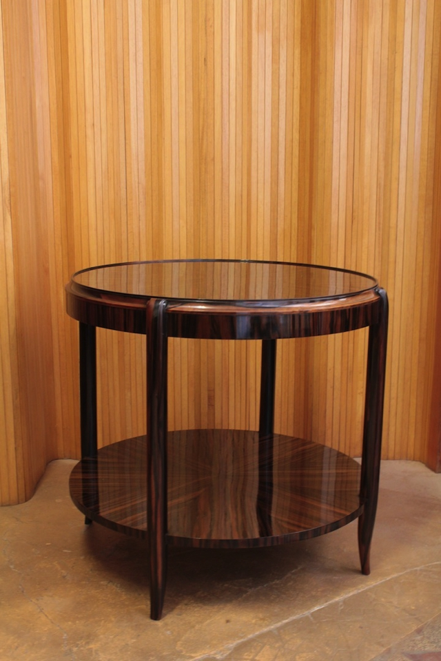 table basse ruhlmann